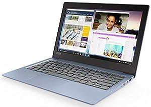 """Lenovo IdeaPad 120S. Tipo de producto: Portátil, Factor de forma: Concha. Familia de procesador: Intel Celeron, Modelo del procesador: N3350, Frecuencia del procesador: 1,10 GHz. Diagonal de la pantalla: 29,5 cm (11.6""""), Tipo HD: HD, Resolución d..."""