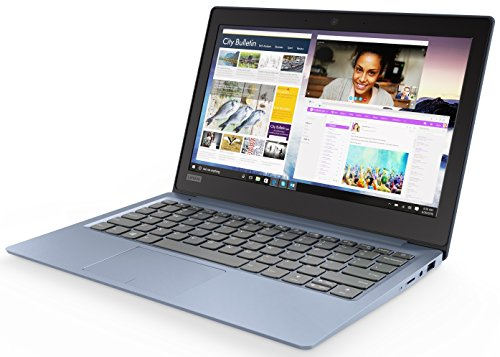 Lenovo 120S-14IAP - Ordenador portátil 11.6' HD (Intel Celeron N3350, 2GB RAM, 32GB EMMC, Windows 10 Home) Gris - Teclado QWERTY Español