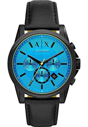 orologio solo tempo uomo Armani Exchange Outerbanks trendy cod. AX2517