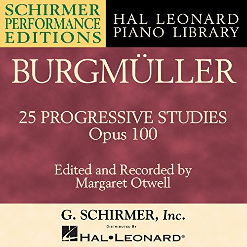 25 Études faciles et progressives, Op. 100: No. 19 in A Major, Ave Maria (19-zoll-hals)