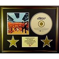 THE CHEMICAL BROTHERS/CD Display/Limitata Edizione/Certificato di autenticità/SURRENDER
