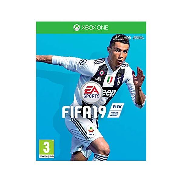 FIFA 19 – Xbox One 51KOqLj 2BJ5L