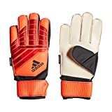 ADIDAS Kinder PRED TTRN J FS Soccer Gloves, Active Solar red/Black, 8