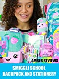 Review: Amber Reviews Smiggle Backpack and School Supplies