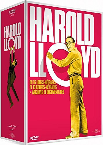 Harold Lloyd Collection - 9-DVD Box Set ( Safety Last! / Girl Shy / The Cat's-Paw / The Milky Way / Why Worry? / Dr. Jack / Feet First / The Kid Brother [ NON-USA FORMAT, PAL, Reg.2 Import - France ] by Lionel Stander