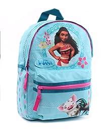 Vadobag Vaiana Pochette delantero mochila niños 31cm) azul