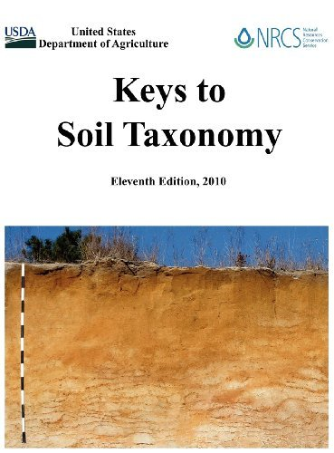 Keys to Soil Taxonomy (Eleventh Edition) by U. S. Department of Agriculture (2010-10-05)
