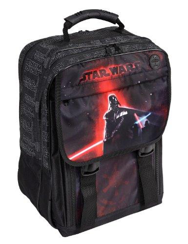 Preisvergleich Produktbild Undercover SWAK8300 - Schulrucksack Star Wars, ca. 29 x 41 x 15 cm