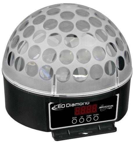 JB Systems Diamond Halbkugel LED