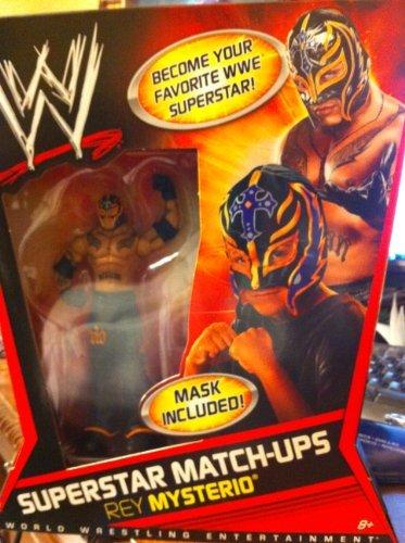 Mattel WWE Superstar bei Rey Mysterio-2011 (Wwe Mysterio Rey Halloween-kostüm)