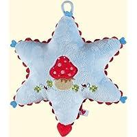 Die Spiegelburg 93572 Spieluhr Sternchen hellblau