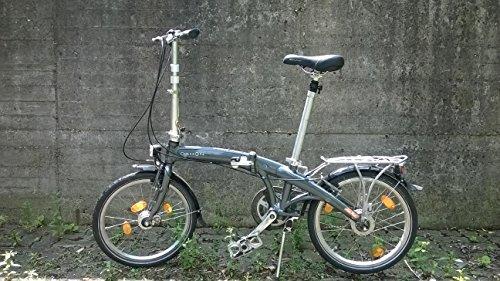 Faltrad DAHON Mμ XL 20 Zoll steel