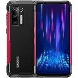 DOOGEE S97 Pro Smartphone Resistente con Telémetro Láser, Helio G95 8GB+128GB,Teléfono Móviles Antigolpes Android 11,Batería