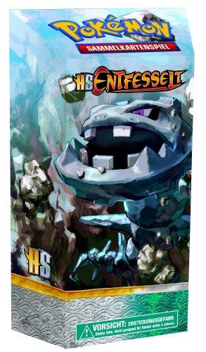 Pokémon 25531 HGSS02 Entfesselt Themendeck (Ex Pokemon Karten 60 Deck)