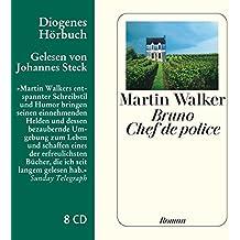 Bruno Chef de police (Diogenes Hörbuch)