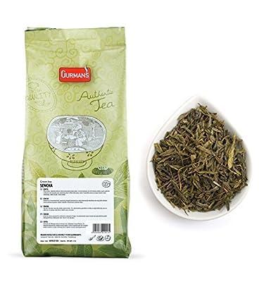 Japonais Sencha Thé Vert Gurman's - Thé en vrac laisse 500g.