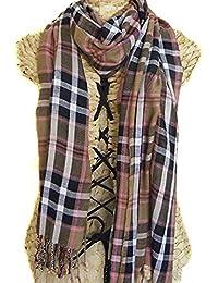 4751b1ab8eba Amazon.fr   echarpe burberry   Vêtements