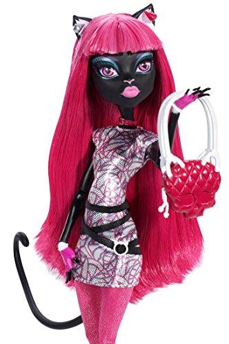 Monster High - BJM59 - Poupée Mannequin - Catty