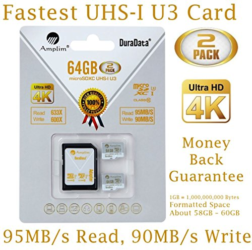 2x-64gb-micro-sdxc-u3-card-plus-sd-adapter-pack-amplim-pro-extreme-class-10-uhs-i-microsdxc-95mb-s-r