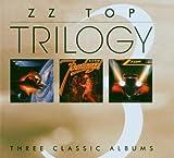 Zz Top: Trilogy-Afterburner/Fandango/Eliminator (Audio CD)