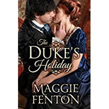 The Duke's Holiday (The Regency Romp Trilogy Book 1) (English Edition)