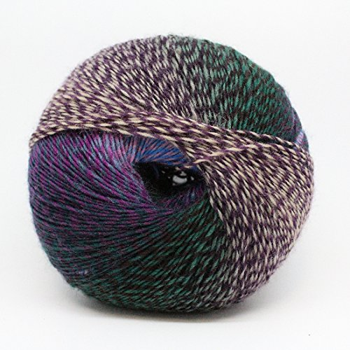 Debbie Bliss Rialto Luxus Sockengarn 4-lagig–100g 08FUSION (Fusion Wolle)