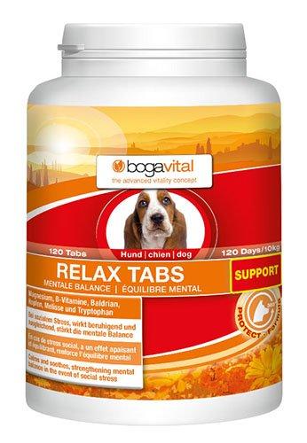 bogavital Relax Tabs Support Hund, 1er Pack (1 x 180 gr) -