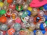 100 Stück gefüllte Kapseln K11 mit Spielzeug ideal als Mitgebsel für Kindergeburtstag oder für Automaten
