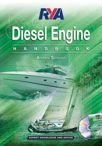 RYA Diesel Engine Handbook by Andrew Simpson Mixed media product Book New