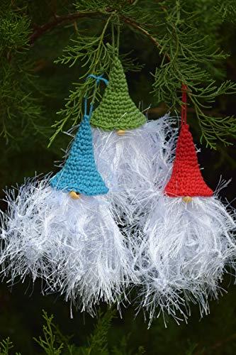 Weihnachten Gnome skandinavischen Urlaub Kinderzimmer Dekor Santa Gnomen