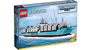 LEGO 10241 Creator Maersk Line Triple E Container Ship / Containerschiff (B00H49PE1K)   Amazon price tracker / tracking, Amazon price history charts, Amazon price watches, Amazon price drop alerts