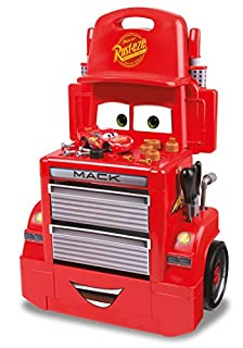 Smoby-360208 Cars 3 Mack Truck Trolley, Color Imagen (360208 (B06XR3BG9P) | Amazon Products