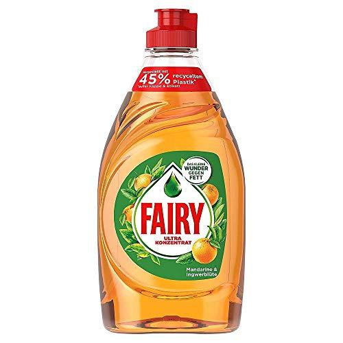 Fairy Mandarine & Ingwerblüte Ultra Konzentrat Hand-Geschirrspülmittel, 450ml -