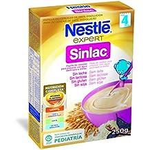 Nestlé Papillas SINLAC, Cereales para bebé ...