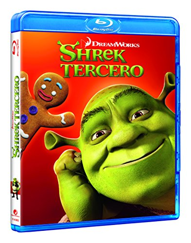 Shrek 3 [Blu-ray]