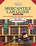 Padhuka's Mercantile Law Guide: For CA CPT