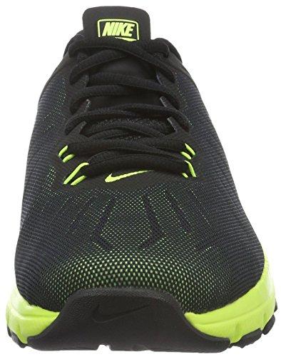 Nike Air Max Full Ride Tr, Scarpe da Escursionismo Uomo Black (Nero / Nero-Volt)