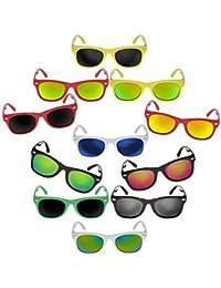 Kinder-Brille Sonnen-Brille Retro Wayfarer Nerd-Brille Vintage Unisex Kunststoff Kinder-Party