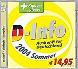 D-Info & Route 2004 Frühjahr