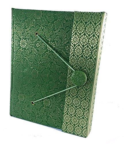 Craftstages Handmade Brocade saree Diary (6*8
