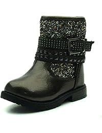 SB110 Studio BIMBI Girls Mid Calf Baby Boots w zip    Stivaletto da Bambina c3ec215546e
