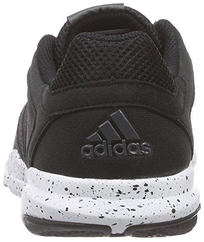 adidas Adipure 360 Control, Chaussures Femme, 42.5 EU Noir / Argent / Gris