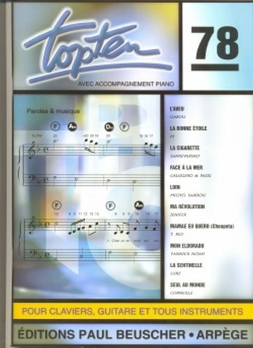 Top Ten N.78 par Mathieu Chedid