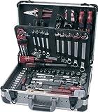 Kompletter Werkzeugsatz, gemischt, 197-teilig, Kraftwerk Junior