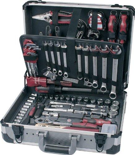 Coffret d outils Complet mixtes 197 Pièces KRAFTWERK JUNIOR