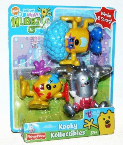 Wow! Wow! Wubbzy! Kooky Kollectibles by Nick Jr. Wow! Wow! Wubbzy!