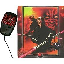 Star Wars 'Darth Maul' Mouse & Mat [Import]