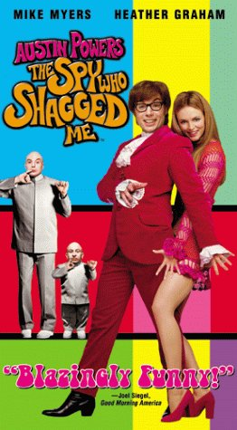 Preisvergleich Produktbild Austin Powers 2: The Spy Who Shagged Me [VHS]