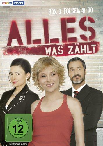 Alles was zählt - Box 3/Folgen 41-60 (3 DVDs)