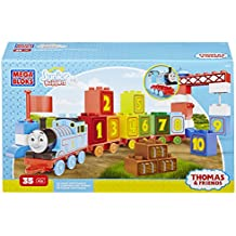 Thomas & Friends - Thomas 1, 2, 3 (Mega Bloks 10658)